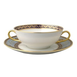 Bernardaud Grace Cream Soup Saucer Only
