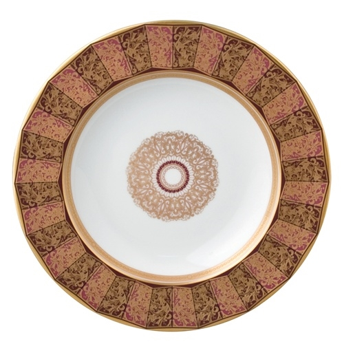Bernardaud Eventail Bread & Butter Plate
