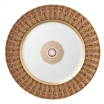 Bernardaud Eventail Dinner Plate