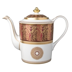 Bernardaud Eventail Coffee Pot