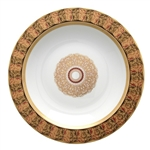 Bernardaud Eventail Deep Round Dish