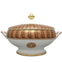 Bernardaud Eventail Soup Tureen