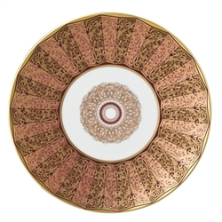 Bernardaud Eventail Coupe Salad Plate