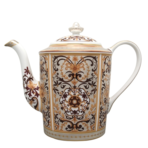 Bernardaud Boulle Coffee Pot