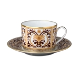 Bernardaud Boulle Tea Saucer Only
