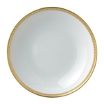 Bernardaud Athena Gold Coupe Soup Plate