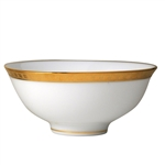 Bernardaud Athena Gold Soup Bowl