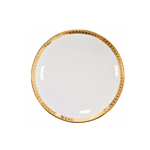 Bernardaud Athena Gold Coupe Bread & Butter Plate