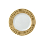 Bernardaud Athena Gold Accent Bread & Butter Plate