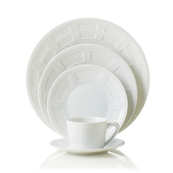 Bernardaud Naxos Five Piece Place Setting