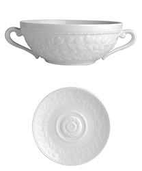Bernardaud Louvre Cream Soup Saucer Only