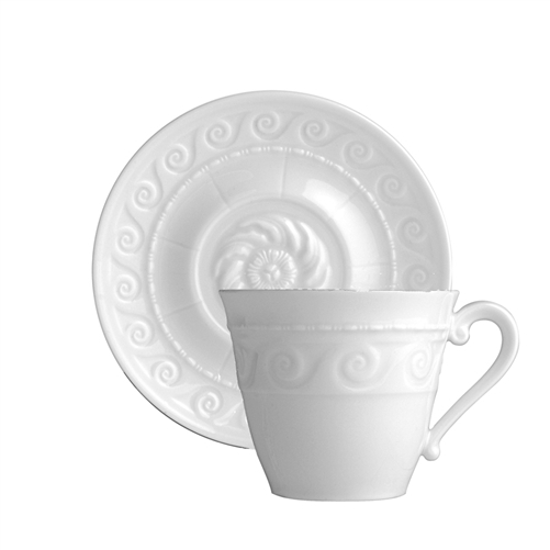 Bernardaud Louvre Coffee Saucer Only
