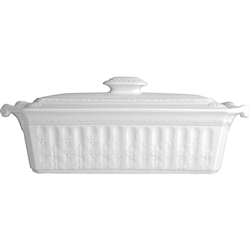 Bernardaud Louvre Covered Terrine Rectangular