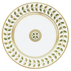 Bernardaud Constance Green Bread & Butter Plate