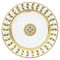 Bernardaud Constance Green Dinner Plate