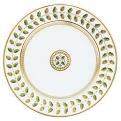 Bernardaud Constance Green Fruit Saucer