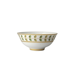Bernardaud Constance Green Rice Bowl