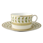 Bernardaud Constance Green Tea Saucer Only