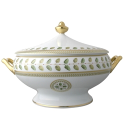 Bernardaud Constance Green Soup Tureen