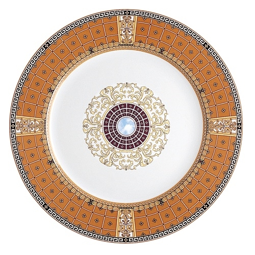 Bernardaud Grand Versailles Coupe Soup Plate
