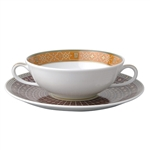 Bernardaud Grand Versailles Cream Soup Cup Only