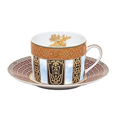 Bernardaud Grand Versailles Breakfast Cup Only