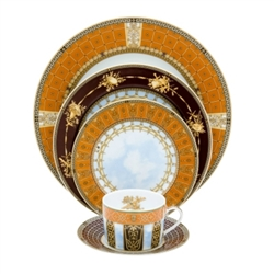 Bernardaud Grand Versailles Five Piece Place Setting