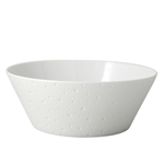 Bernardaud Ecume White Salad Bowl