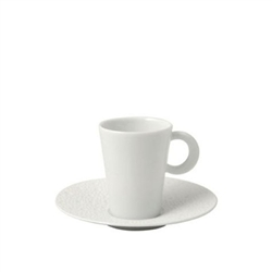 Bernardaud Ecume White After Dinner Saucer Only