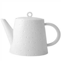 Bernardaud Ecume White Hot Beverage Server