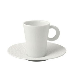 Bernardaud Ecume Platinum After Dinner Cup Only