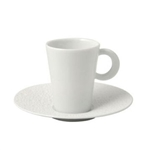 Bernardaud Ecume Platinum After Dinner Saucer Only