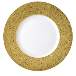 Bernardaud Ecume Gold Bread & Butter Plate