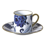 Bernardaud Prince Bleu After Dinner Saucer Only