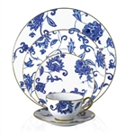 Bernardaud Prince Bleu Five Piece Place Setting