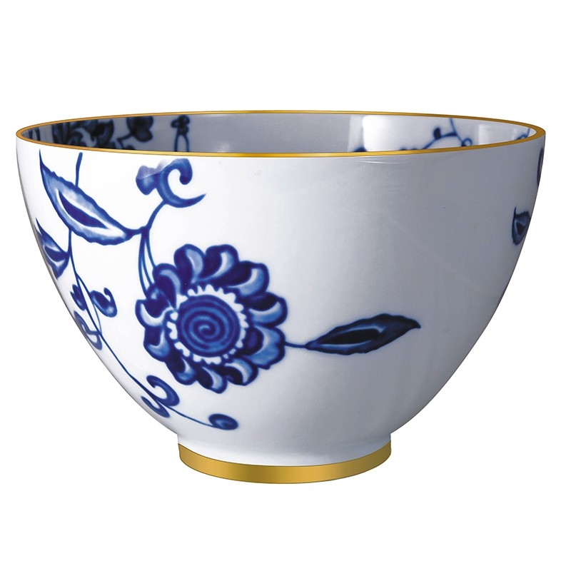 Bernardaud Prince Bleu Deep Salad Bowl
