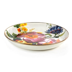 Mackenzie-Childs Flower Market Abundant Bowl