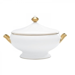Bernardaud Palmyre Covered Vegetable Bowl