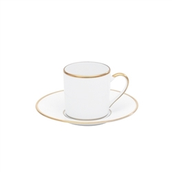 Bernardaud Palmyre After Dinner Saucer Only