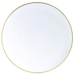 Bernardaud Palmyre Coupe Dinner Plate