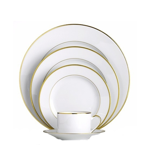 Bernardaud Palmyre Five Piece Place Setting
