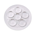Bernardaud Louvre Seder Individual Dishes - Set Of Six