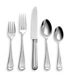 Ricci Argentieri Ascot 5 Pc. Stainless Flatware Place Setting