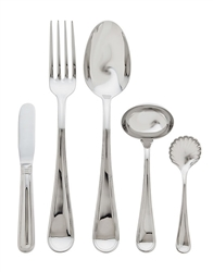 Ricci Argentieri Ascot 5 Piece Hostess Set
