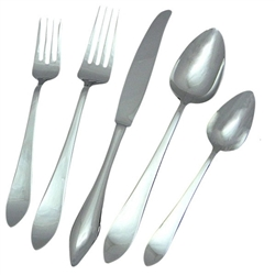 Ricci Argentieri Contorno 5-Piece Hostess Set