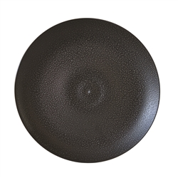 Bernardaud Bulle Salad Plate Black Sable