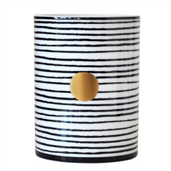 Bernardaud Aboro Vase 6.2in