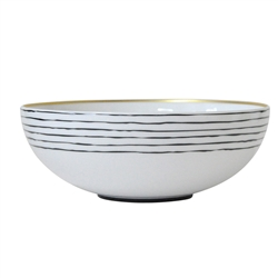 Bernardaud Aboro Salad Bowl - 6.7in