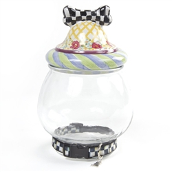 MacKenzie-Childs Canine Cookie Jar