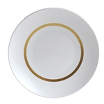 Bernardaud Limoges Cronos Gold Open Vegetable Dish